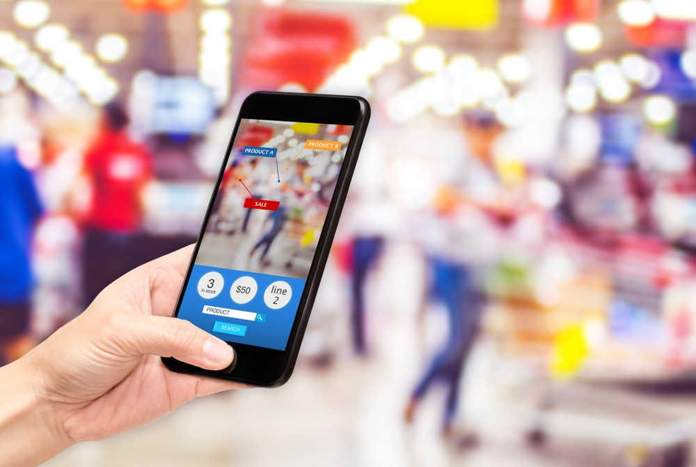 Increase sales by using Augmented reality in the Retail Business