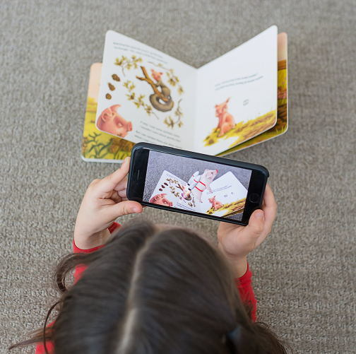 Using Augmented Reality in Book Publication Industry