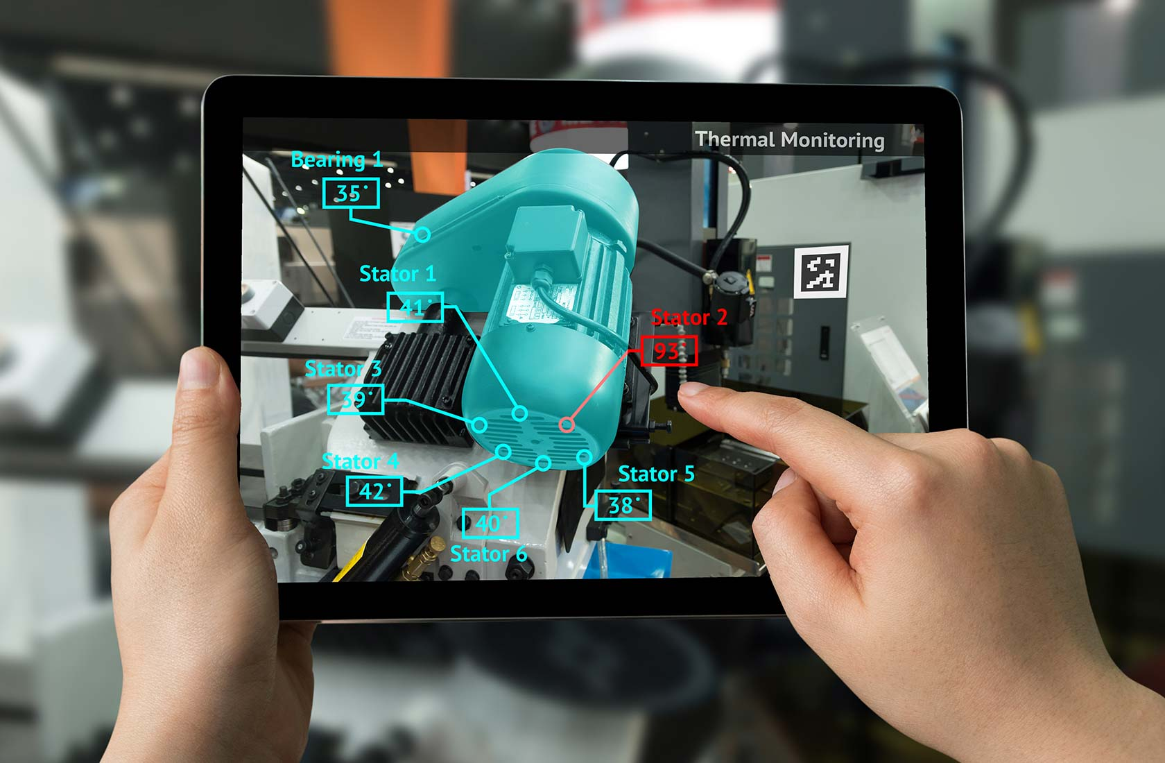 Using Augmented Reality in Manufacturing Industry